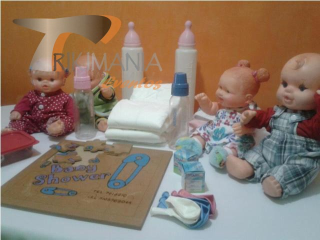Animadores para baby shower