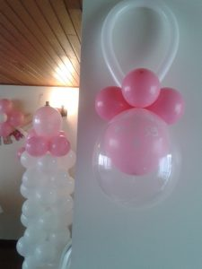 Decoraciones de Baby Shower Bogota