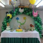 Baby shower Animales de la selva