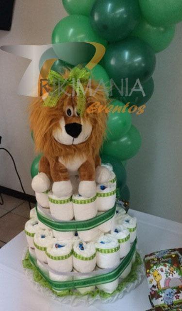 Torta de pañales Bogota