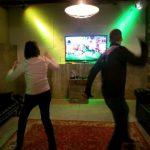 Chiquiteca con Kinect en bogota