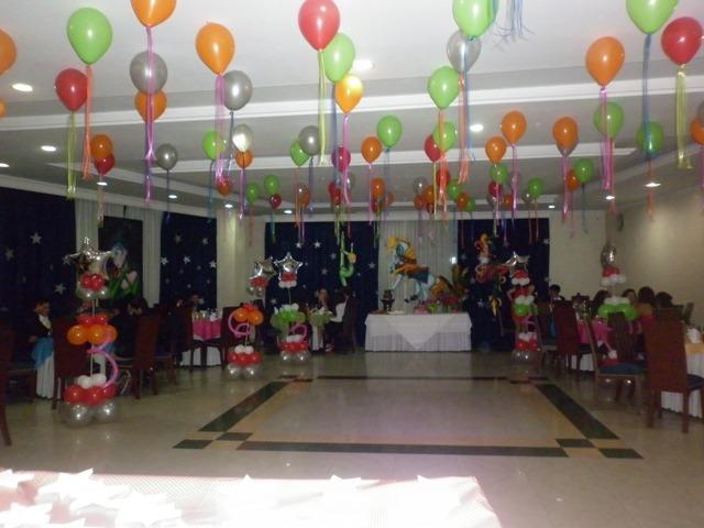 Quince a os trikimania eventos for Ornamentacion para fiesta de 15