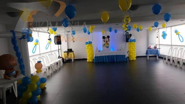 baby shower Bogota