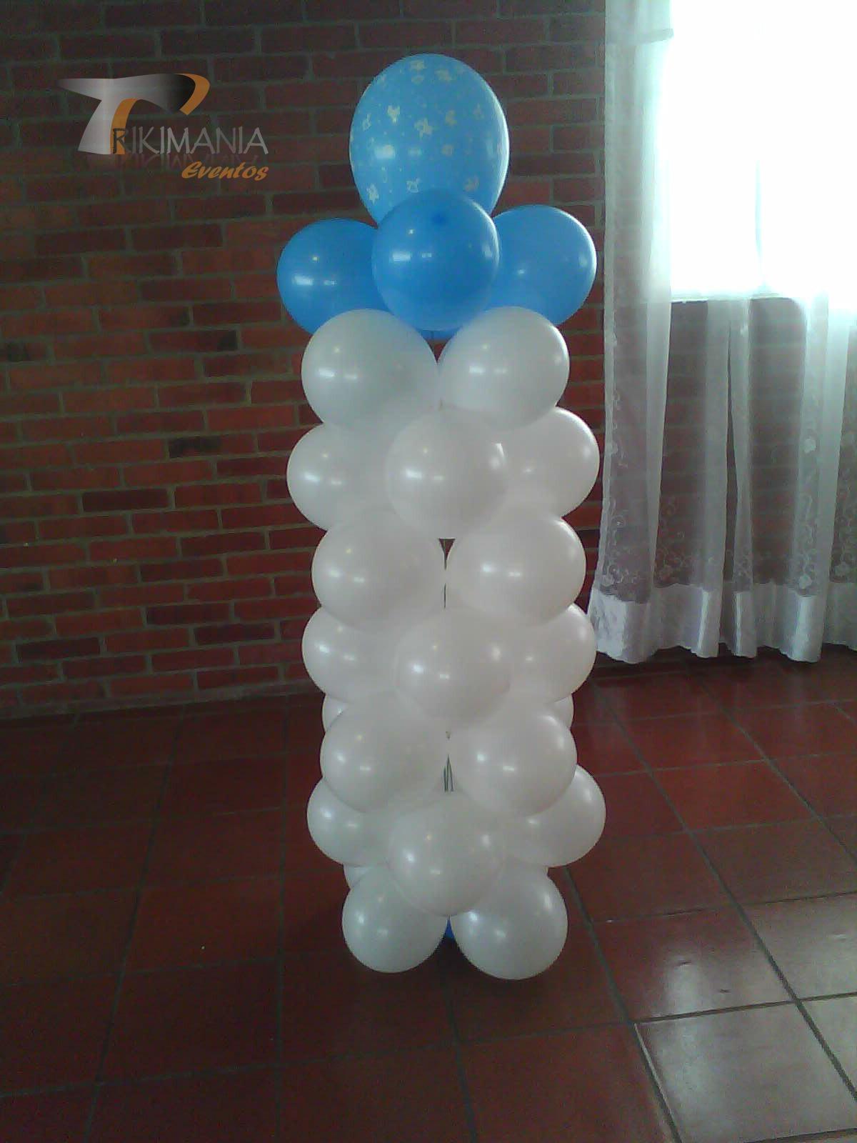 decoracion para baby shower de nino