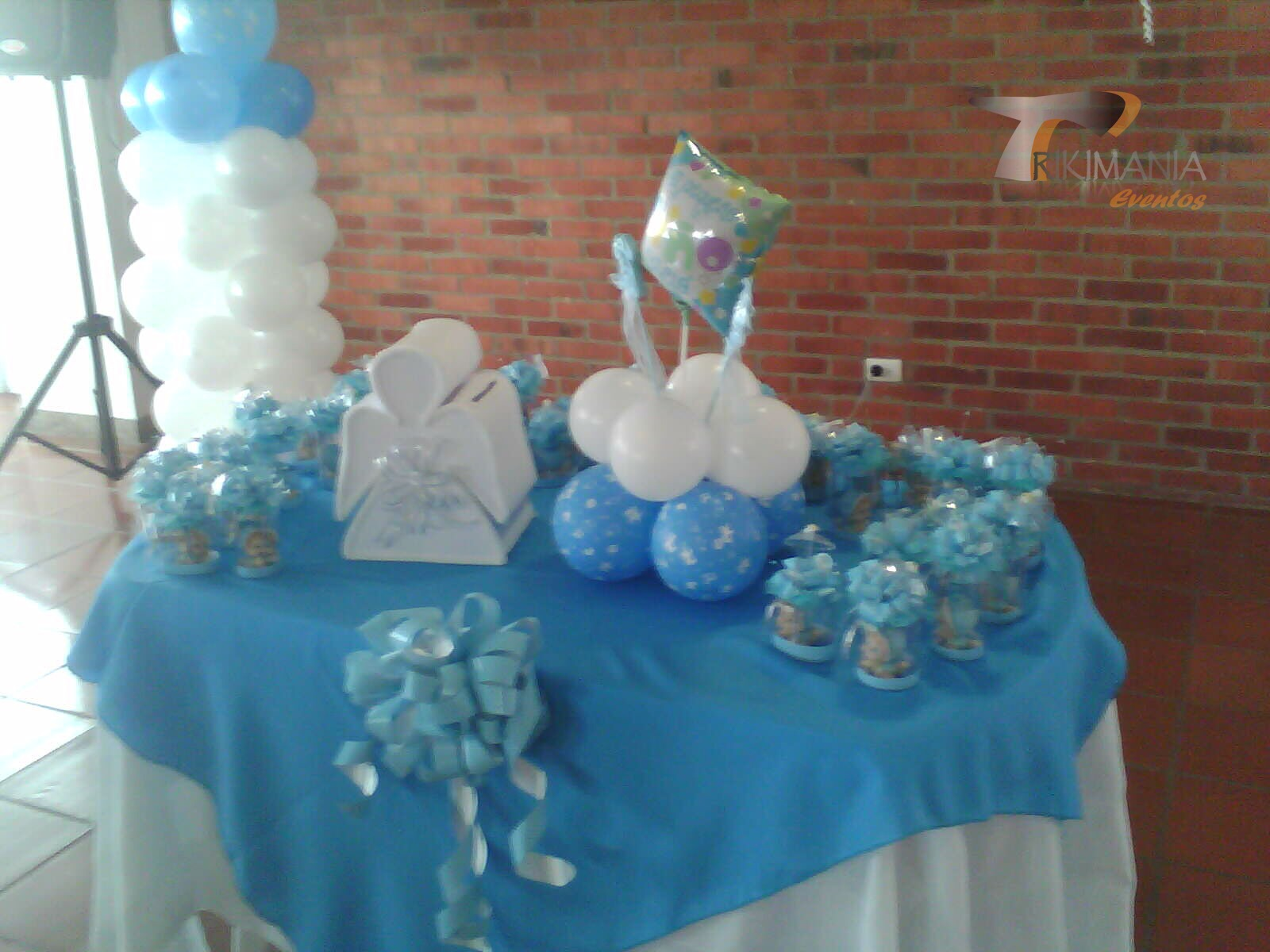 Baby shower en bogota recreacionistas para baby shower for Decoracion para baby shower en casa