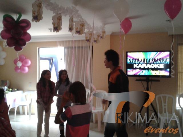 karaoke infantil