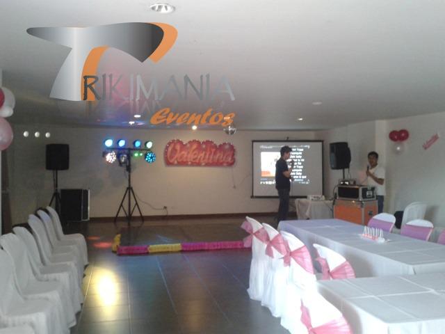 Karaoke Infantil en Bogota