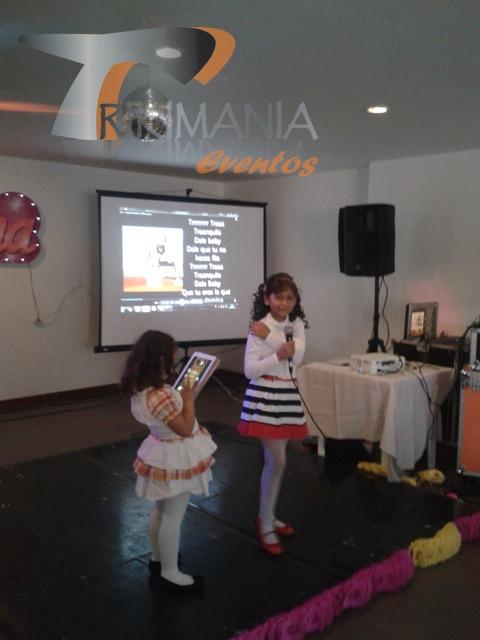 sistema de Karaoke Bogota