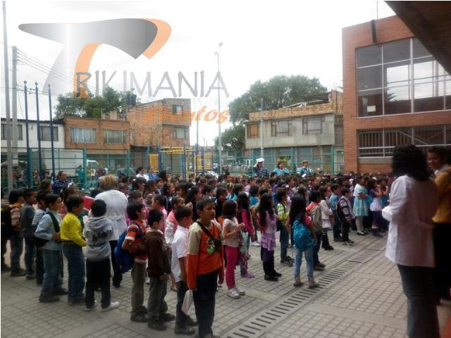 Recreadores en Bogota