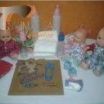 Animadores para baby shower