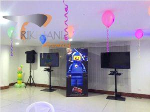 Chiquiteca Con Kinect