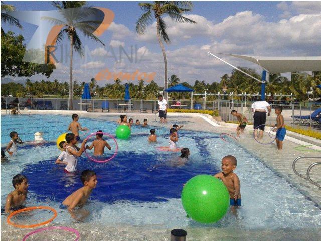 Fiestas infantiles for Fiesta de piscina