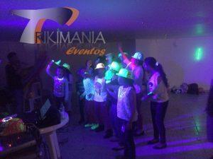 Chiquitecas Infantiles Glow Party