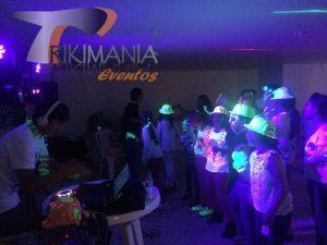 Fiesta Glow Party