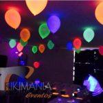 Decoracion Glow Party