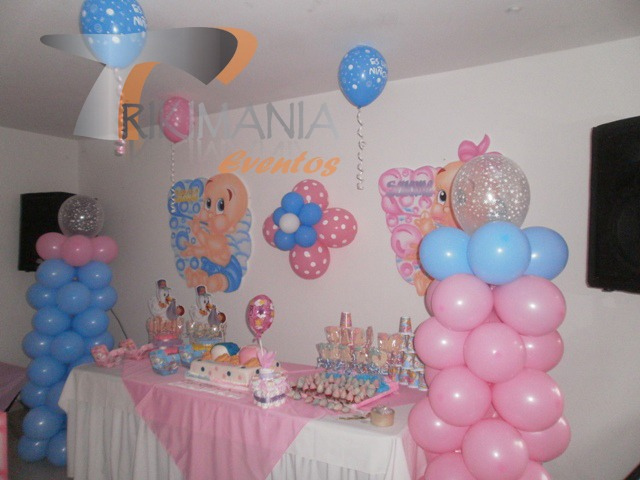 Decoración Baby Shower | Trikimania Eventos