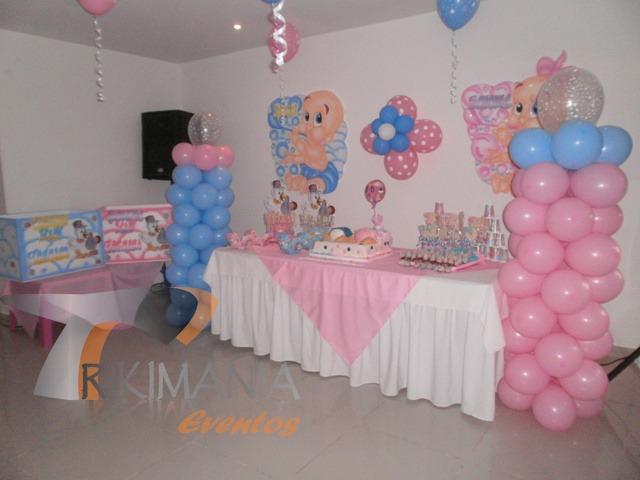 Decoración Baby Shower Trikimania Eventos