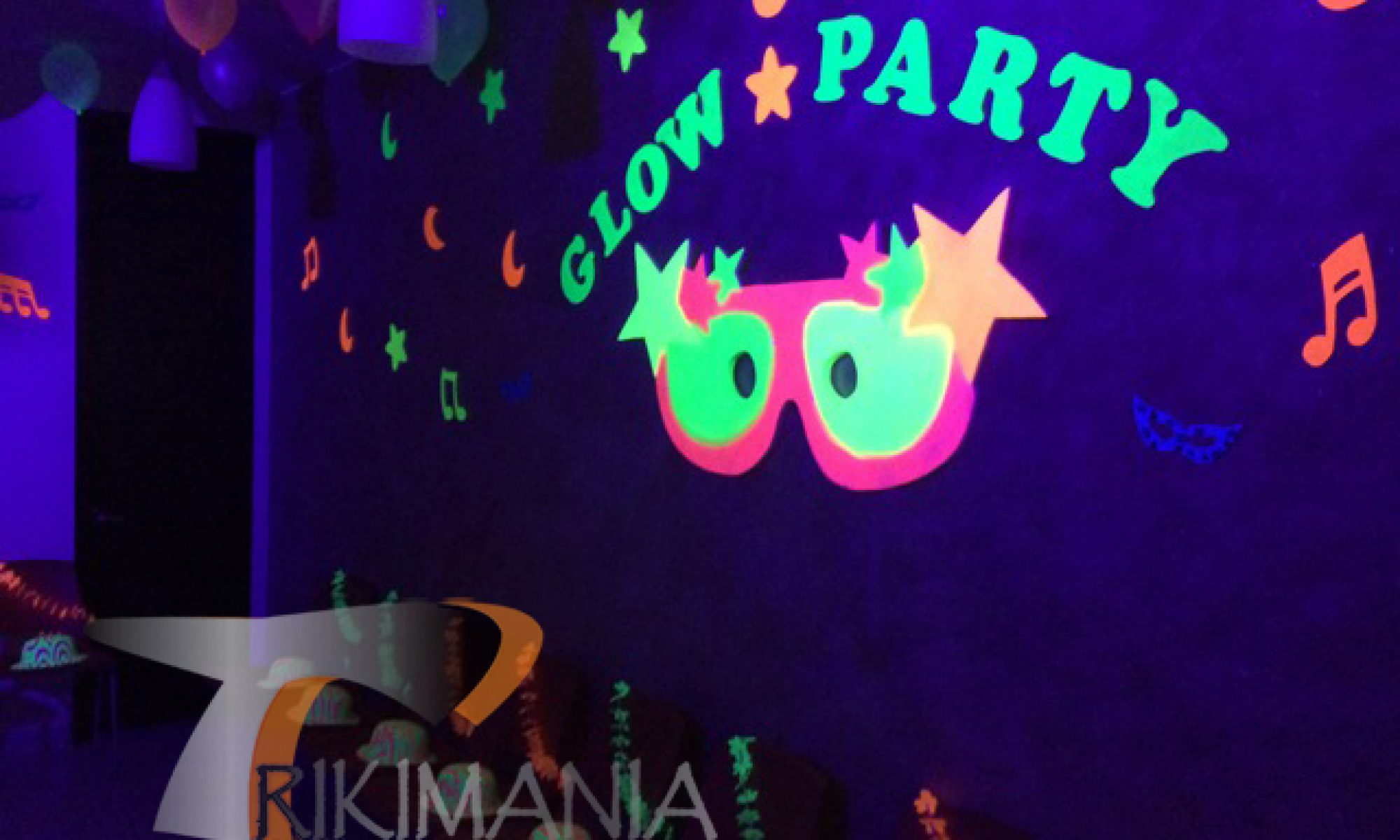 Decoracion Karaoke Party ~ baby shower 2  Trikimania Eventos