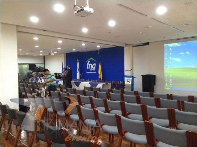 alquiler de sonido para Asambleas en Bogota