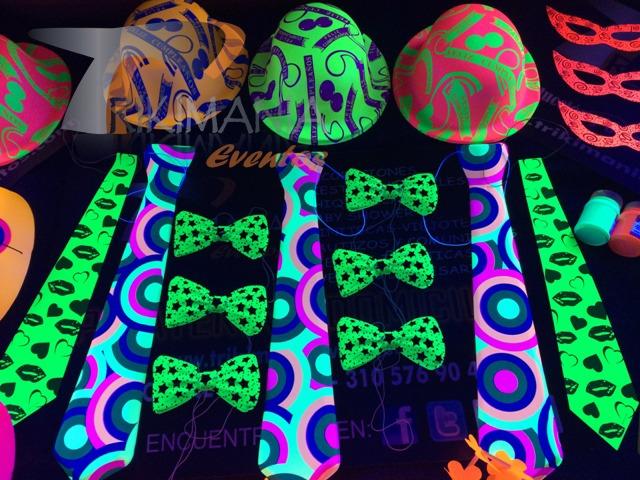 Fiestas neon