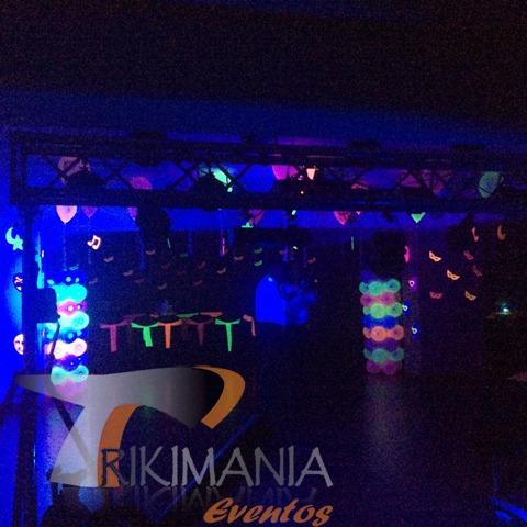 Minitecas Bogota Glow Party