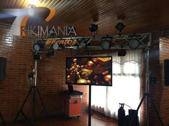 Miniteca de 15 años Bogota