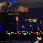Fiesta de 15 años Glow Party
