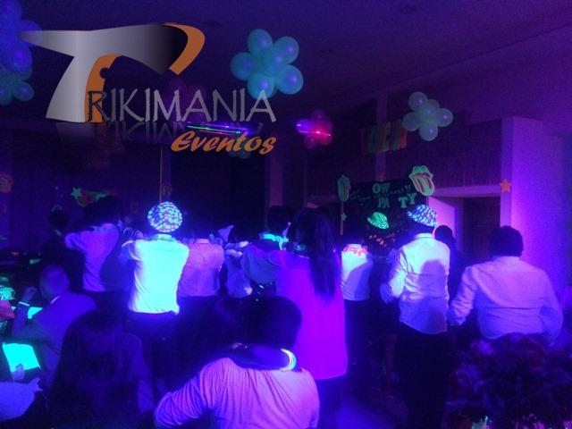 Glow Party Bogota