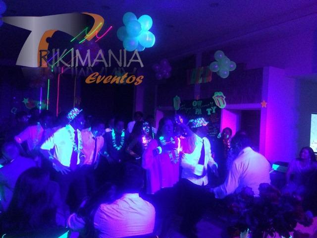 Rumba Glow Party