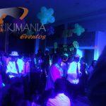 15 años Glow party