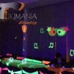decoracion Glow Party