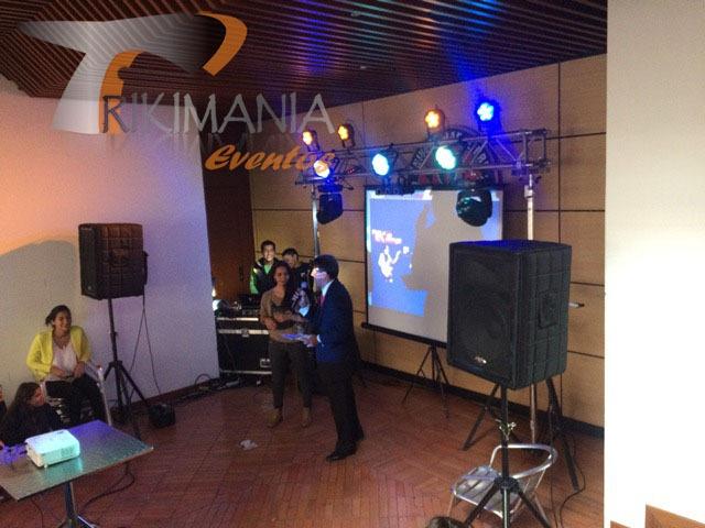 servicio de karaoke a domicilio