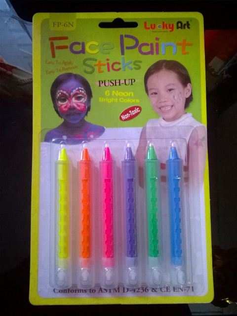 venta de maquillaje neon