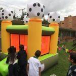 Alquiler de Inflables en Bogota