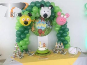 decoraciones de baby shower bogota