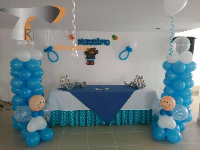 Decoraciones para baby shower bogota for Decoracion para baby shower en casa