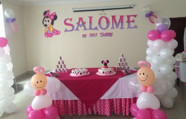 Decoracion baby shower bogota for Decoracion para pared de baby shower