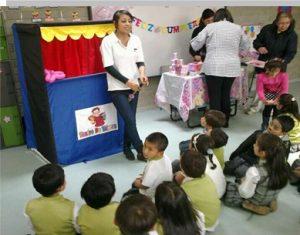Fiesta infantil Bogota