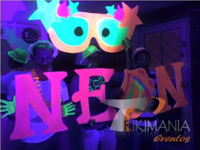 fiesta neon en bogota