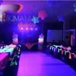 fiestas glow party