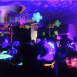 fiesta y decoracion neon