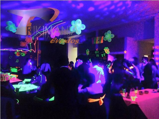 Miniteca neon Bogota