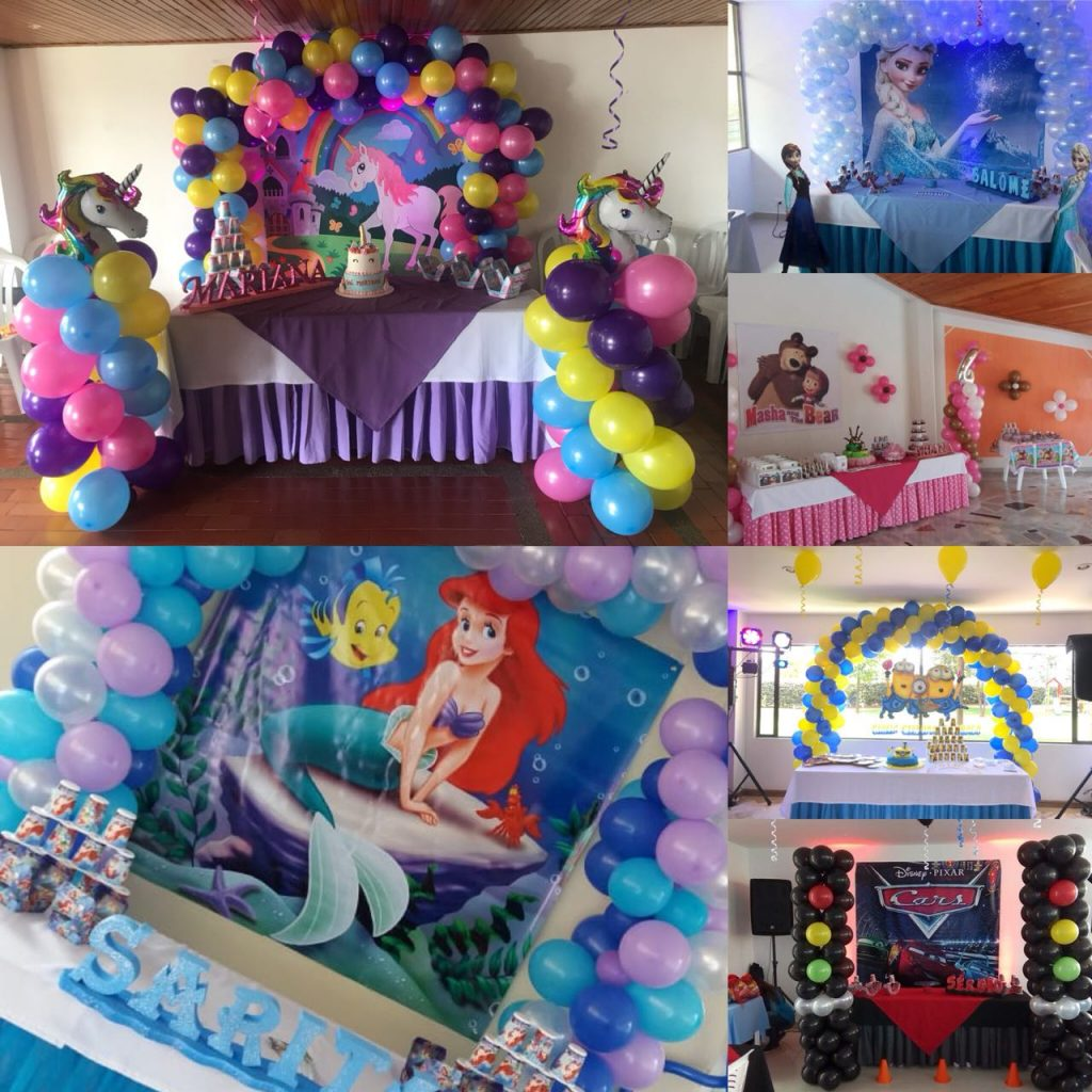organizacion de Fiestas Infantiles Bogota