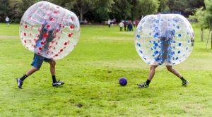Alquiler de bumpper balls bogota