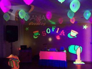 decoración de fiestas infantiles en bogota