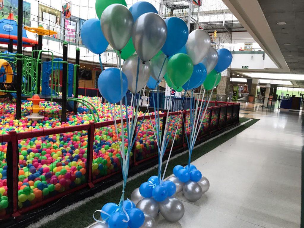 venta globos en helio bogota