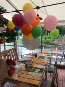 globos con helio a domicilio