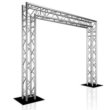 Alquiler de estructura Truss