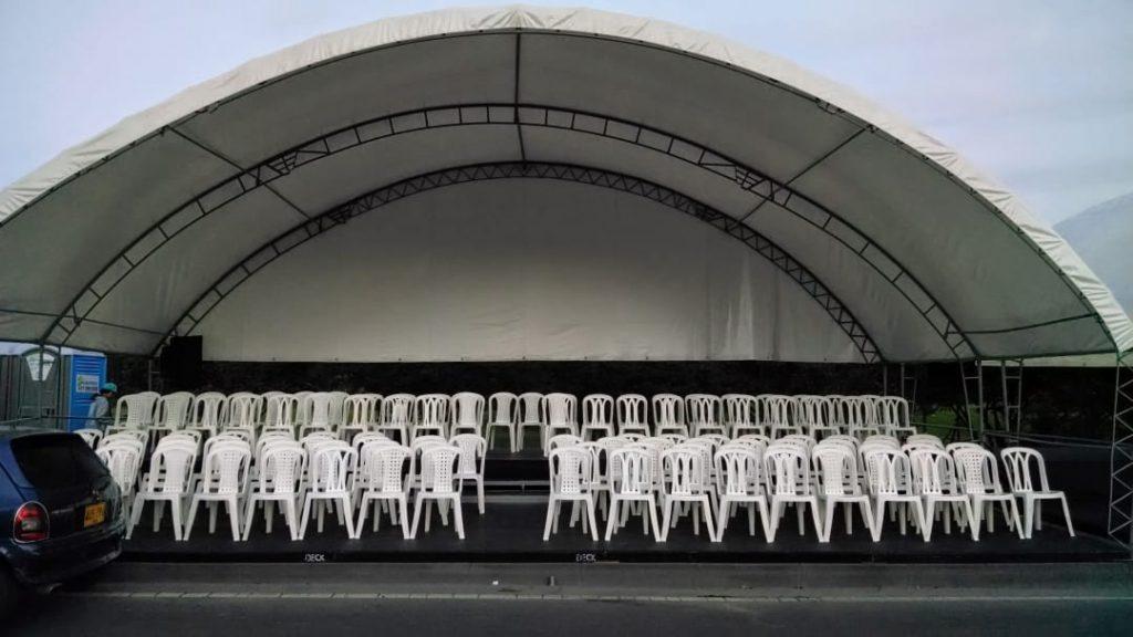 Alquiler de sillas bogota