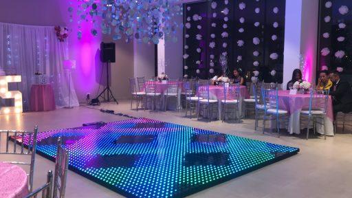 pista de baile Bogota